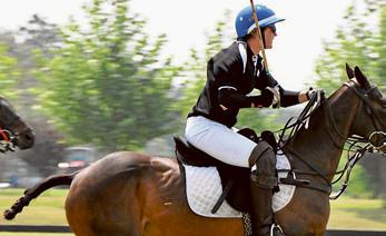 Rider to return to headline polo event