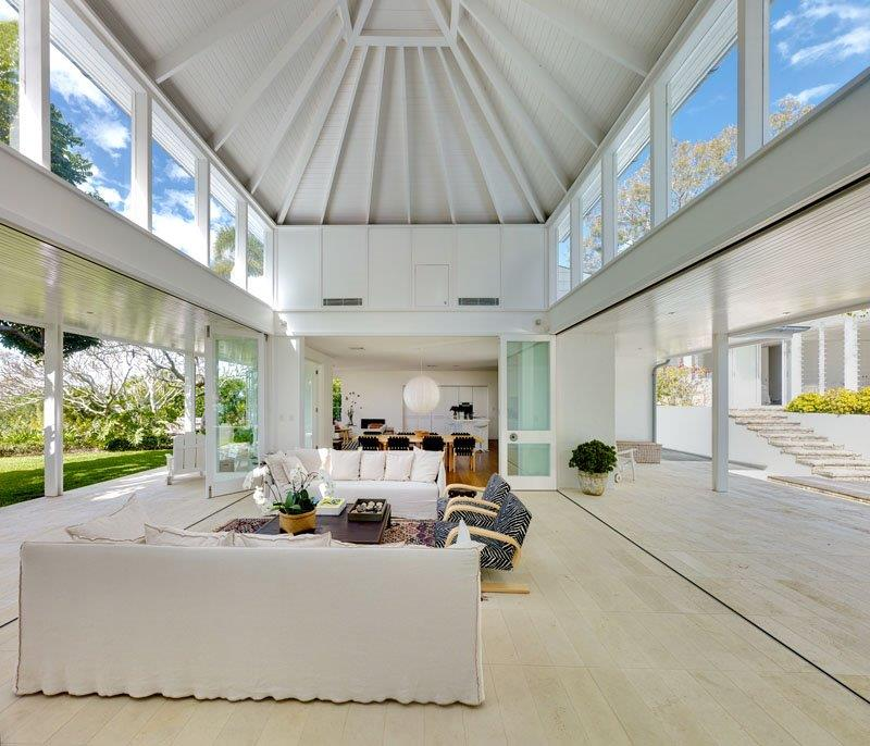 Escape to luxury Pads inside the telegraph