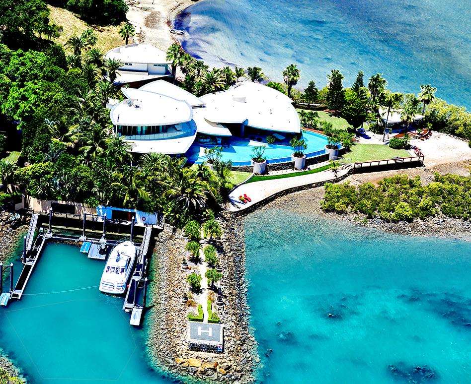 Living it up as featured in The Daily Telegraph