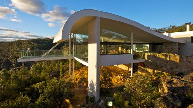 Harry Seidler Luxe Houses by Contemporary Hotels